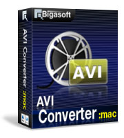 Bigasoft AVI Converter for Mac Coupon – 20%