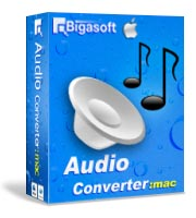 Bigasoft Audio Converter for Mac Coupon – 30%
