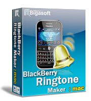 Bigasoft BlackBerry Ringtone Maker for Mac Coupon – 10% Off