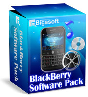 Bigasoft BlackBerry Software Pack Coupon – 15%