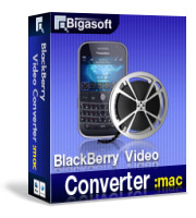 Bigasoft BlackBerry Video Converter for Mac Coupon Code – 15%