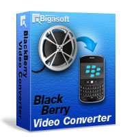 Bigasoft BlackBerry Video Converter Coupon Code – 10%