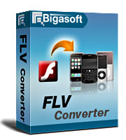 Bigasoft FLV Converter Coupon Code – 20%