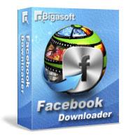 Bigasoft Facebook Downloader Coupon – 20%