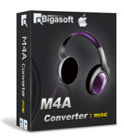 15% OFF Bigasoft M4A Converter for Mac Coupon