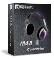 Bigasoft M4A Converter Coupon Code – 15%