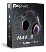 Bigasoft M4A Converter Coupon – 5% OFF