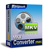 Bigasoft MKV Converter for Mac Coupon Code – 5%