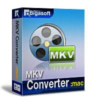 Bigasoft MKV Converter for Mac Coupon Code – 5%