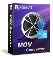 Bigasoft MOV Converter Coupon Code – 20%