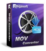 Bigasoft MOV Converter Coupon Code – 10%