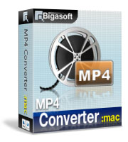 Bigasoft MP4 Converter for Mac Coupon – 30%