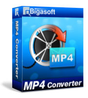 Bigasoft MP4 Converter Coupon Code – 20%