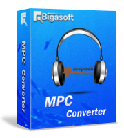 Bigasoft MPC Converter Coupon – 10%