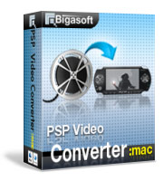 Bigasoft PSP Video Converter for Mac Coupon Code – 30%