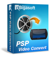 Bigasoft PSP Video Converter Coupon Code – 20%