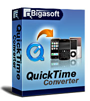 15% OFF Bigasoft QuickTime Converter Coupon