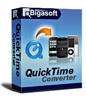 Bigasoft QuickTime Converter Coupon Code – 30%