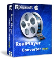Bigasoft RealPlayer Converter for Mac Coupon – $4.05