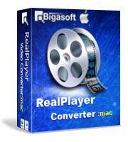 Bigasoft RealPlayer Converter for Mac Coupon Code – 20%