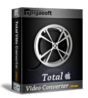 Bigasoft Total Video Converter for Mac Coupon – 20%