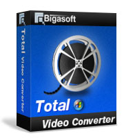 Bigasoft Total Video Converter Coupon – 15%