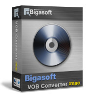 Bigasoft VOB Converter for Mac Coupon Code – 15%