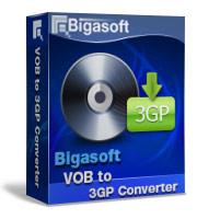 Bigasoft VOB to 3GP Converter Coupon – 30% Off