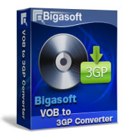 Bigasoft VOB to 3GP Converter Coupon Code – 20%
