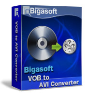 20% Bigasoft VOB to AVI Converter Coupon Code