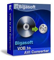 Bigasoft VOB to AVI Converter Coupon – 30%
