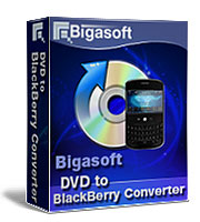Bigasoft VOB to BlackBerry Converter for Windows Coupon – 20%