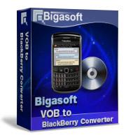 Bigasoft VOB to BlackBerry Converter Coupon – 5%