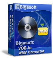 Bigasoft VOB to WMV Converter Coupon Code – 30%