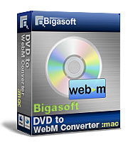 5% Bigasoft VOB to WebM Converter for Mac OS Coupon