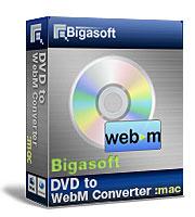 5% Bigasoft VOB to WebM Converter for Mac OS Coupon