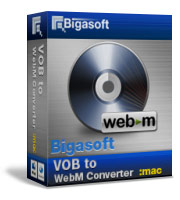 Bigasoft VOB to WebM Converter for Mac Coupon – 15%