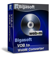 15% OFF Bigasoft VOB to WebM Converter Coupon Code