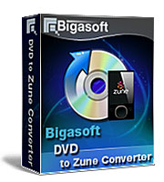 Bigasoft VOB to Zune Converter for Windows Coupon Code – 30%