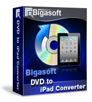 5% Bigasoft VOB to iPad Converter for Windows Coupon Code