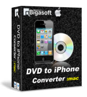 20% Bigasoft VOB to iPhone Converter for Mac OS Coupon Code
