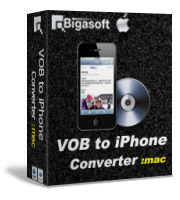 Bigasoft VOB to iPhone Converter for Mac Coupon Code – 10%