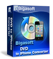 Bigasoft VOB to iPhone Converter for Windows Coupon – 15%