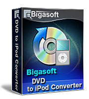 Bigasoft VOB to iPod Converter for Windows Coupon Code – 10%