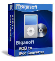 Bigasoft VOB to iPod Converter Coupon – 5%