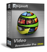 Bigasoft Video Downloader Pro for Mac Coupon Code – 30%