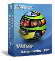 20% Bigasoft Video Downloader Pro Coupon Code