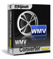 Bigasoft WMV Converter for Mac Coupon Code – 20%