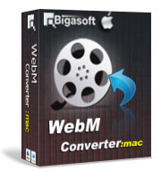 Bigasoft WebM Converter for Mac Coupon – 20%