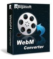 Bigasoft WebM Converter Coupon Code – 30%